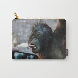 Baby Orangutan Carry-All Pouch