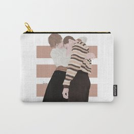 Henrik Holm and Tarjei Sandvik Moe | skam cast Carry-All Pouch
