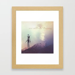 |LOST IN TIME| Framed Art Print