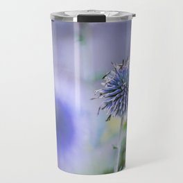 Purple blue Travel Mug