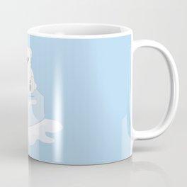 Sitting on Thin Ice Coffee Mug