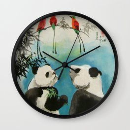 trio orchestra Wall Clock