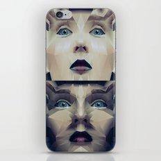 Facet_CD1 iPhone Skin
