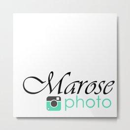 Marose Photo Metal Print