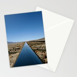 Long Line to Bolivia Stationery Cards
