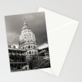 The Pagoda in South East Asia Stationery Cards