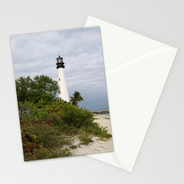 Bill Baggs - Cape Florida Light Stationery Cards