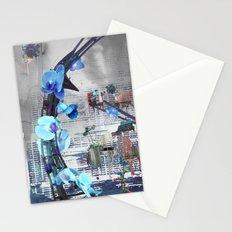 Urban growth Stationery Cards