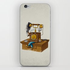 Criminal Business iPhone & iPod Skin