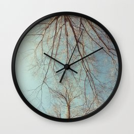 The Trees - Long Lost Summer Wall Clock