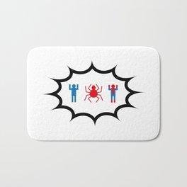 Home Coming, Hero Spider Bath Mat