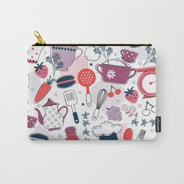 Kitchen (I Love Ma Kitchen) Carry-All Pouch