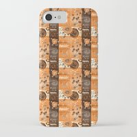 chemistry iPhone & iPod Cases featuring chemistry by kociara