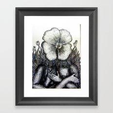 Plantform Framed Art Print