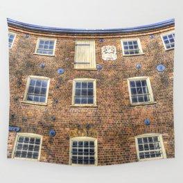 Georgian London Wall Tapestry