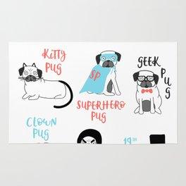 Pug Rug