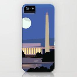 Washington D.C. iPhone Case