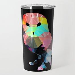Crystal Owl Travel Mug