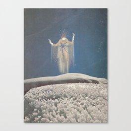 Angel of Antiquity Canvas Print