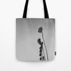 palm trees Tote Bag
