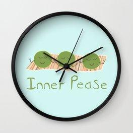 Inner Pease Wall Clock