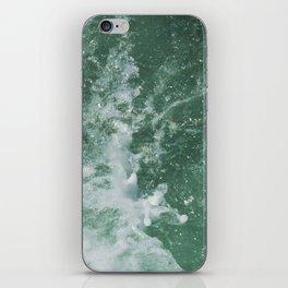 Turbulent Waters iPhone Skin