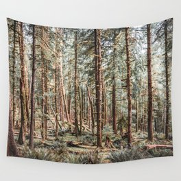 Oregon Coast Magical Forest | Landscape in the PNW | Photography Wall Tapestry
