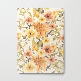 Flowers 121 Metal Print