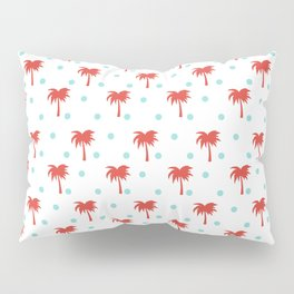 Fiesta Palm Trees Pillow Sham