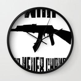 War never changes Wall Clock