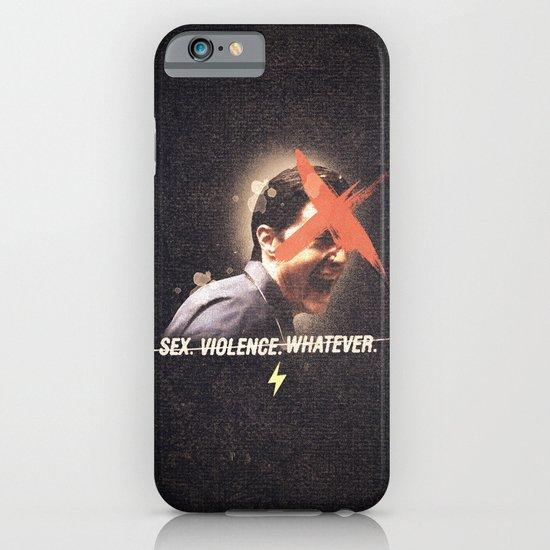 Black Mirror | Dale Cooper Collage iPhone & iPod Case