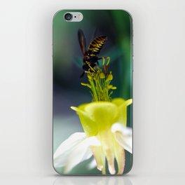Buzzing iPhone Skin