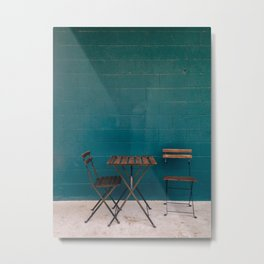 Chill and enjoy your life Metal Print