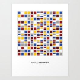 Utopia I Art Print