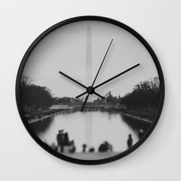 The National Mall Wall Clock