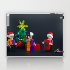 Heads or Tails Laptop & iPad Skin