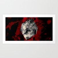 Square Root - Variation 1 Art Print