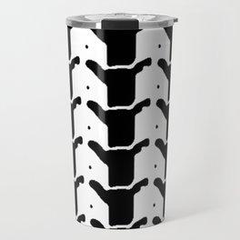 Cheer Hornet Travel Mug