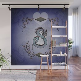 Chinese dragon Wall Mural