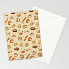 Delicious Baked Goods Stationery Cards