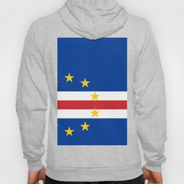 Cape Verde Flag Hoody