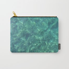 Ocean In Motion Carry-All Pouch
