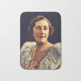 Agatha Christie, Literary Legend Bath Mat