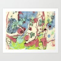 #23 Come All Ye Annoying Little Children and Bring Tidings of the Mechanical Spirit Art Print