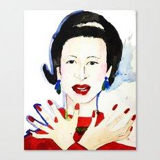 Diana Canvas Print