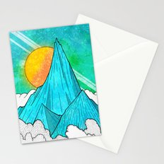 The Highest Peak Stationery Cards