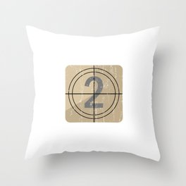 "A Perfect Gift For Anyone Who Loves Waiting Or Being On Standby ""Stand By Stand By 2"" T-shirt Design Throw Pillow"