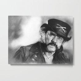 Lemmy Kilminster Metal Print