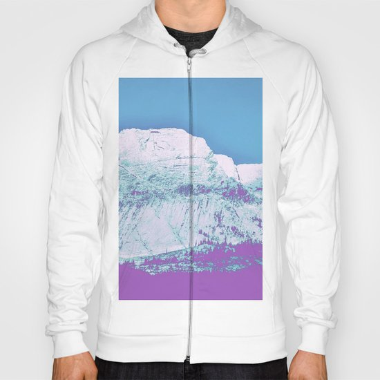 Mountain unexplained Hoody