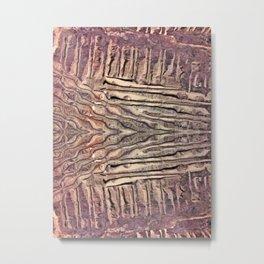 Riven Metal Print